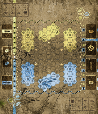 Desert Pitch