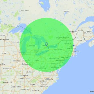 travel-radius