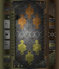28x24_Dreadball_Pitch_Metal_Yellow_Orange